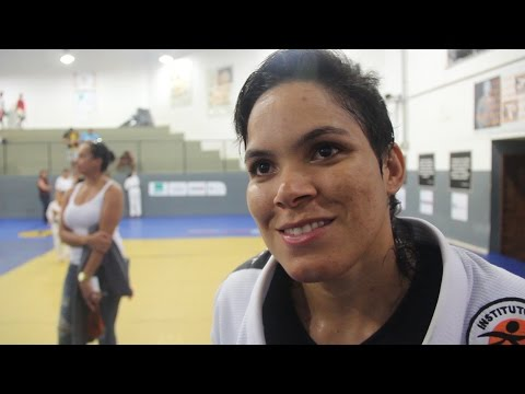Amanda Nunes Explains Why She's Not interested in Fighting Cris Cyborg
