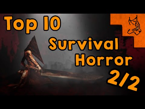 Top 10 Survival Horror favoritos (5-1) [Sin Screamers]