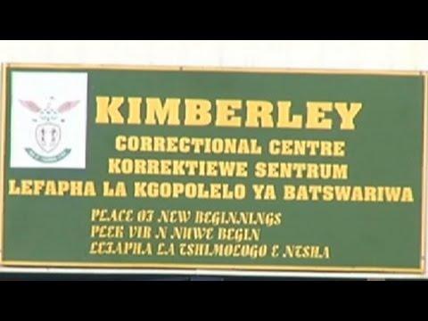 Kimberley prison inmates complain of ill treatment