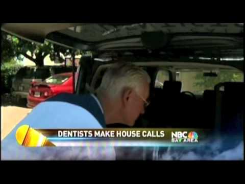 House Call Dentist featured on NBC Bay Area News (KNTV Channel 11)
