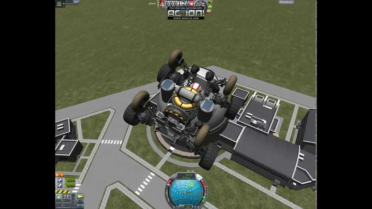 Kerbal Space Program - Best Stock Rover? - YouTube