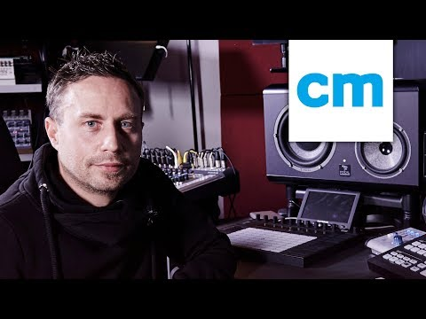 Producer Masterclass | Creating Techno with Tom Hades | Part 1 of 2