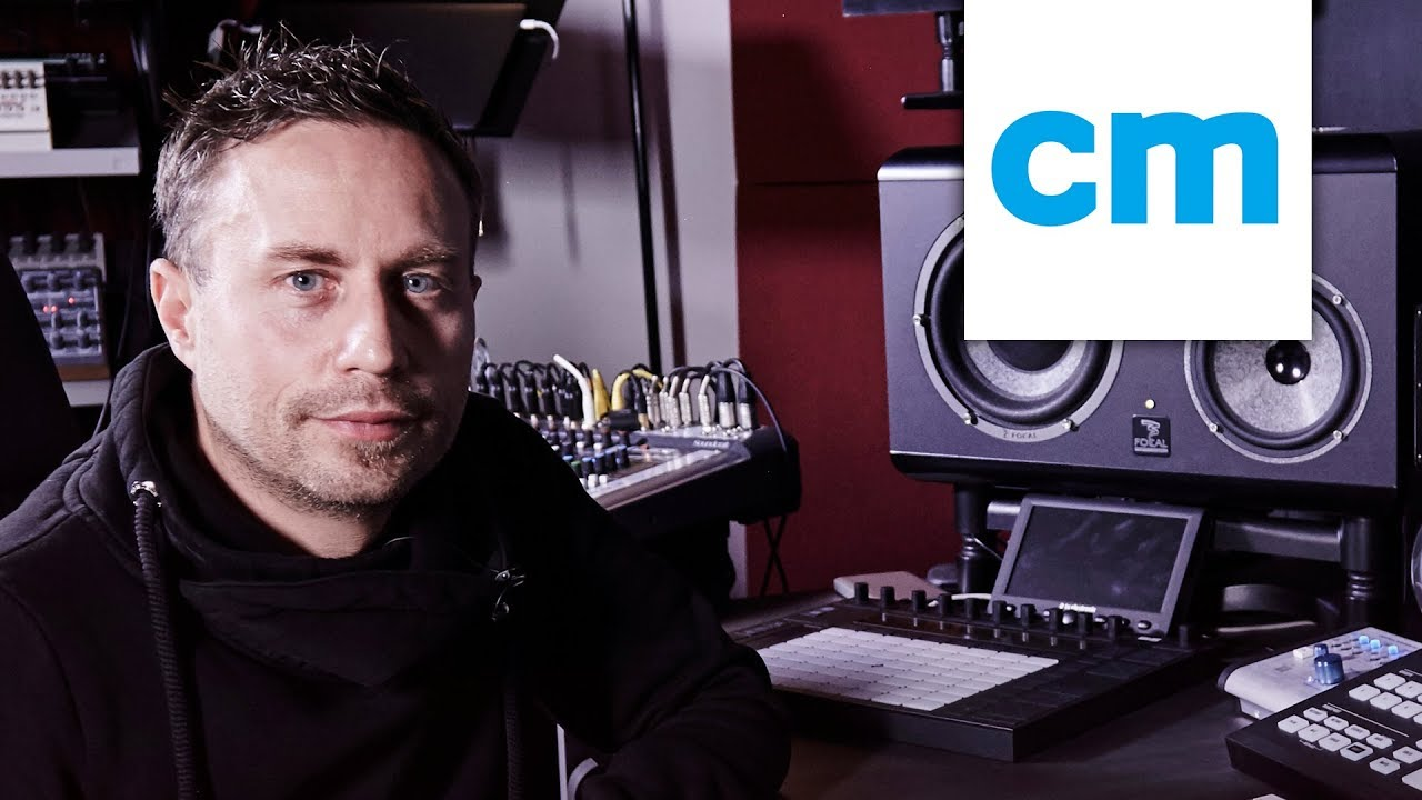 Producer Masterclass   Creating Techno with Tom Hades   Part 1 of 2