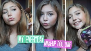 Everyday Makup Routine! | Reilly Koebel