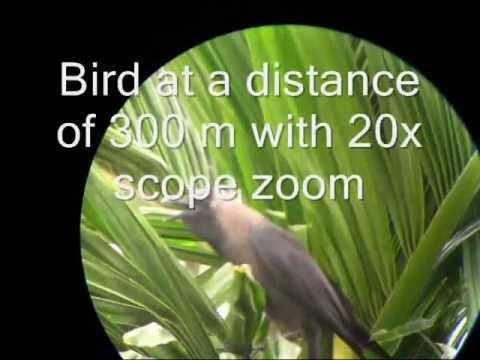 Celestron Ultima 80mm spotting scope (Terrestrial & Celestial)