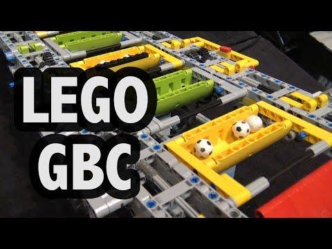 LEGO Great Ball Contraption at Brickworld Fort Wayne 2017