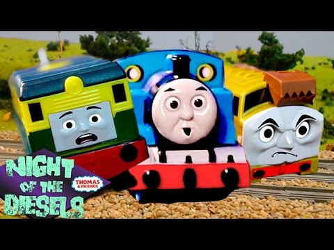 Saving the Steamworks | Night of the Diesels Ep. #3|  Thomas and Friends