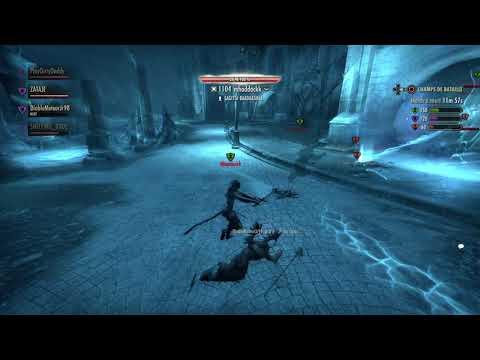 The Elder Scrolls Online: Tamriel Unlimited bg |