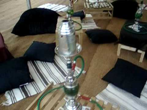 Event Shisha Pipe Hire in Stoke-on-Trent, UK