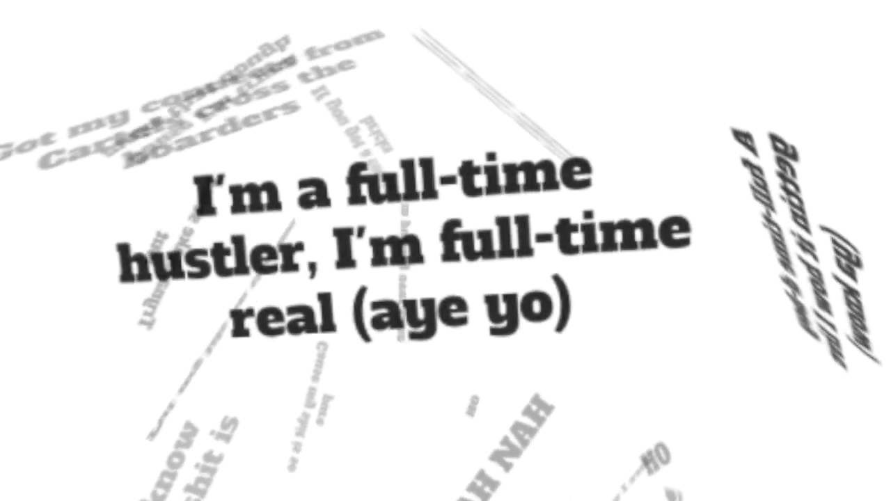 Variant does Yo gotti full time hustler lyrics removed (has