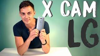 LG X Cam: трехкамерный смартфон
