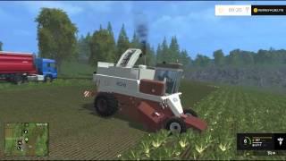 Farming Simulator 15 PC Mod Showcase: KC-6 Potato Harvester