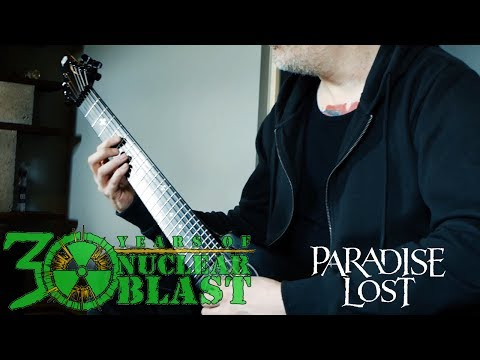 PARADISE LOST - Recording 'Medusa' (OFFICIAL TRAILER #1)