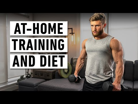 How To Build Muscle At Home: Science-Based Workouts (No Equipment Needed!)
