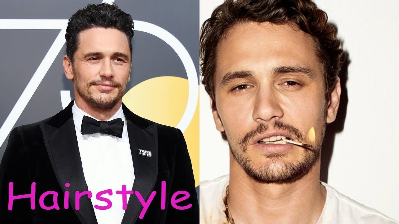 James Franco Hairstyle 2018 Youtube