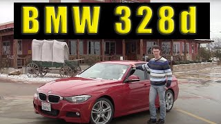 2014 BMW 328d Test Drive & Review
