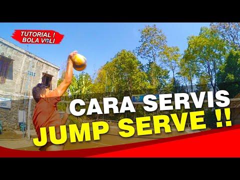 CARA SERVIS JUMP