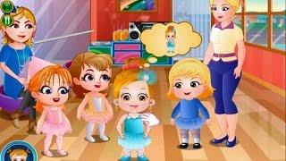 ♦ Урок танцев девочки ▬ видео игра для детей