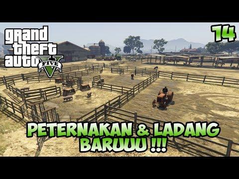 Peternakan & Ladang Si Bejo (14) - GTA 5 REAL LIFE MOD