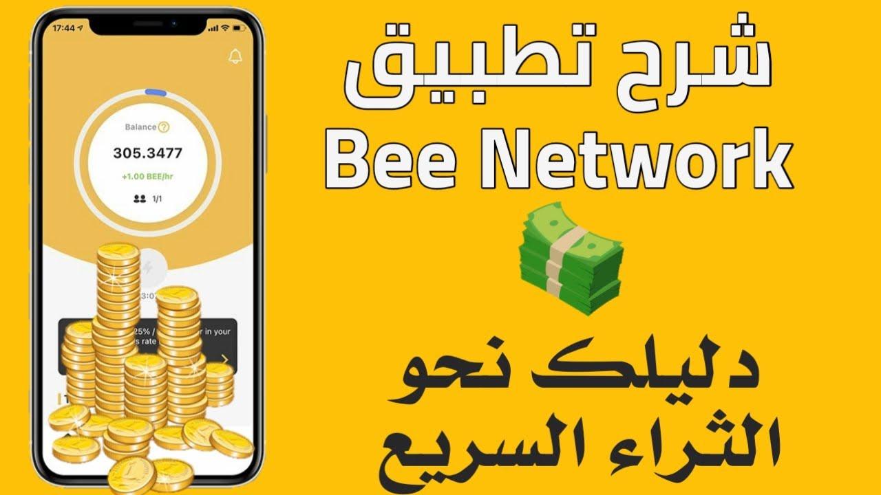 شرح عملة Bee Network البديل القادم للبتكوين وهل هي إحتيال أم لا وكم ستربح اذا شاهدت هذا الفيديو