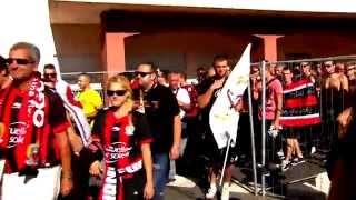 Dans les coulisses de Monaco-Nice avec beIN Sports