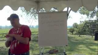 Dr. Dan Eichenbaum - Autumn PATCON 2012