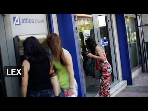Greek banks fall as stock market reopens | Lex