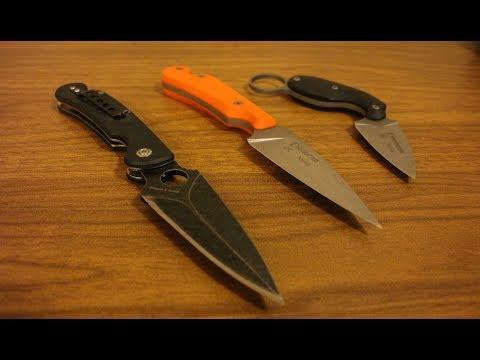 Обзор Dagger Knives. Urban. Defence и Tactical.
