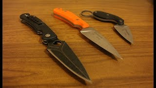 Обзор Dagger Knives. Urban. Defence и Tactical.