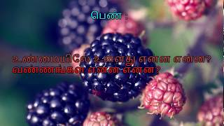 Thendral Vandhu Theendum Karaoke for Male Singers By Patricia