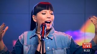 Dami Im on TV LIVE - Fighting For Love #Sunrise 7