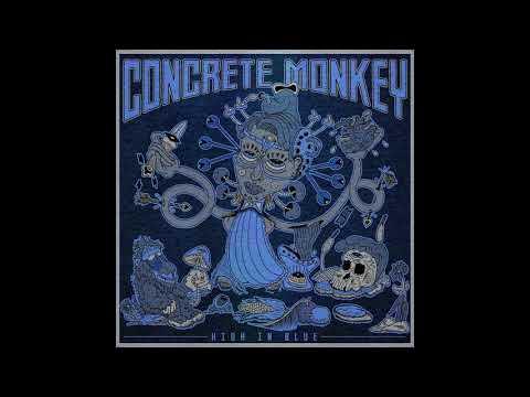 Concrete Monkey - Mr Wheeler