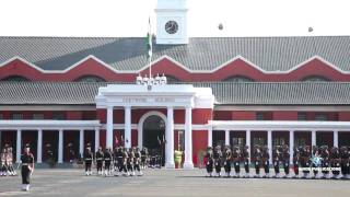 Indian Military Academy- Passing Out Parade 2010