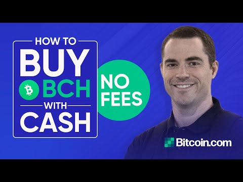 How To Buy Bitcoin Cash With Cash Without Any Markup - Roger Ver Explains