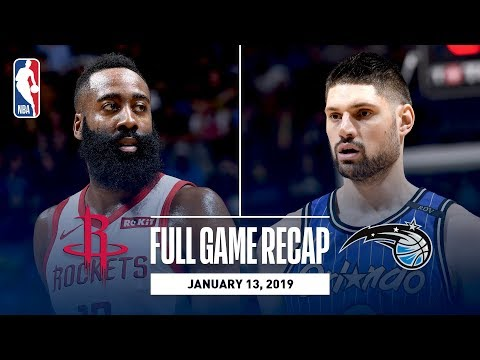 Open Mike - Daily Poll: Magic win back to back games vs Rockets & Celtics this weekend