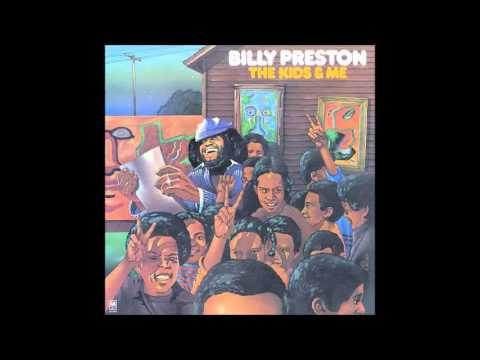 Billy Preston - The Kids & Me - Full Album - 1974