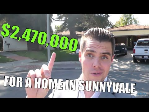 SUNNYVALE HOME SELLS FOR $800,000 OVER ASKING | Real Estate Vlog | San Jose  Mercury News