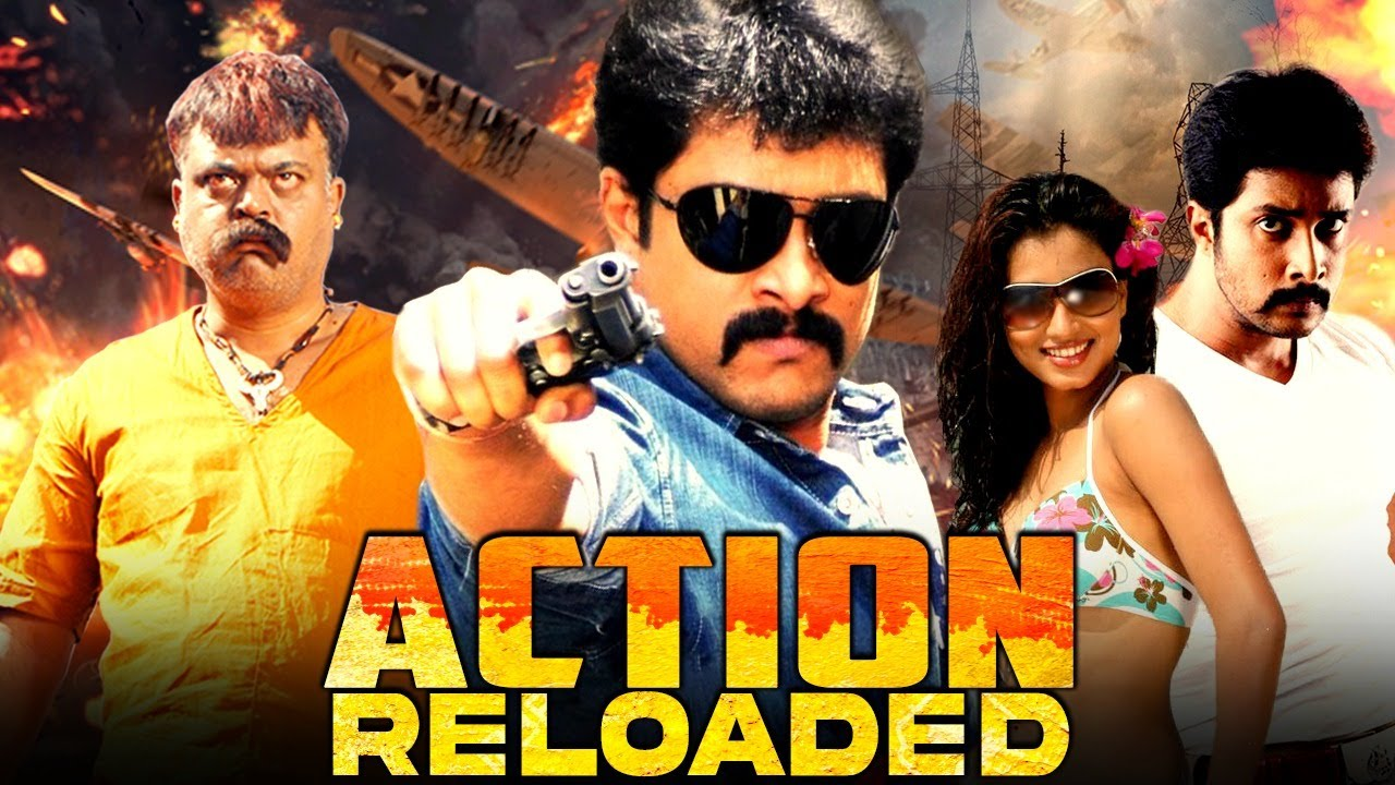 Action Reloaded Full South Indian Hindi Dubbed Movie   Kannada Action Movies In Hindi Dubbed