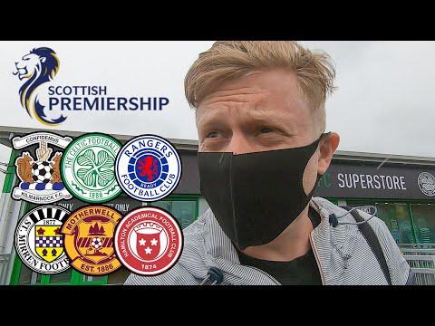 Scottish Premiership Ft. Celtic, Rangers, Kilmarnock - Six Stadiums, One Day!