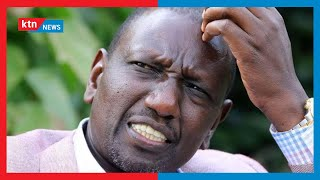 DP William Ruto has been stopped from travelling to Uganda where he was headed for a private visit