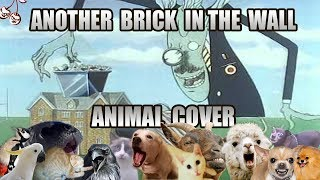 Baixar Pink Floyd - Another Brick In The Wall pt.2 (Animal cover) [only_animal_sounds]