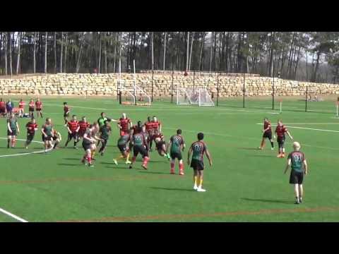 (WI-17′) HS-Boys Rugby (Border Battle) – Green Bay Mavs vs. Middleton (Full Match) 4/9/17