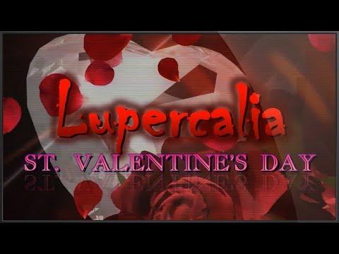 St. Valentine's Day : Lupercalia for the Horned God