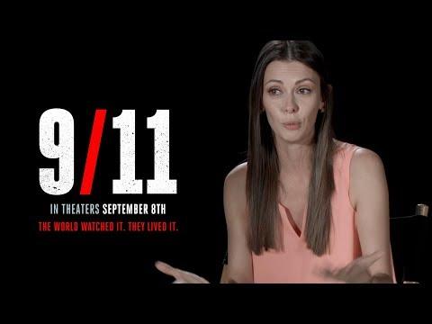 911 Movie  Olga Fonda Talks   Sept. 8th