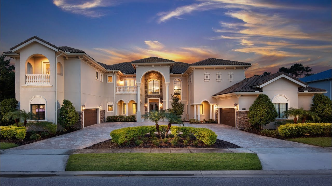 Tour A 12 Bedroom Mansion In Orlando S Best Resort Youtube