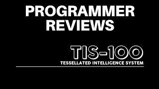 Programming game reviews: TIS-100