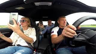Гоночное такси с Александром Львовым
