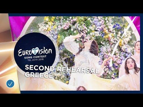 Greece 🇬🇷 - Katerine Duska - Better Love - Exclusive Rehearsal Clip - Eurovision 2019