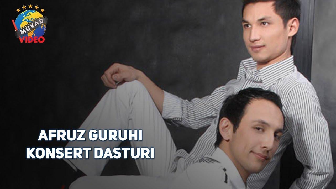 Afruz guruhi konsert dasturi | Афруз гурухи концерт дастури