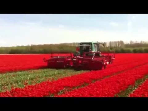 Amazing agriculture technology -  new modern farming equipment compilation 2016